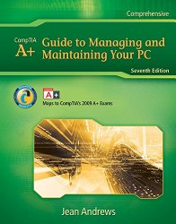 Bundle: A+ Guide to Managing & Maintaining Your PC, 7th + Supporting Windows 7