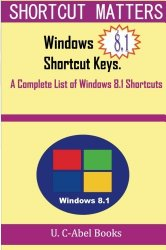 Windows 8.1 Shortcut Keys: A Complete List of Windows 8.1 Shortcuts (Shortcut Matters)