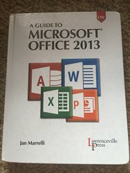 A Guide to Microsoft Office 2013