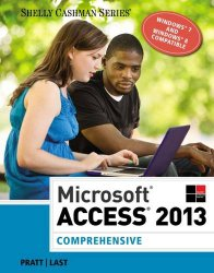 Microsoft Access 2013: Comprehensive (Shelly Cashman)