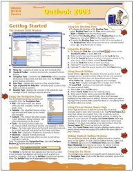 Microsoft Outlook 2003 Quick Source Reference Guide