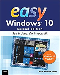 Easy Windows 10 (2nd Edition)