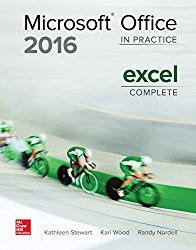 Microsoft Office Excel 2016 Complete: In Practice