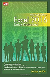 Microsoft Office Excel 2016 untuk Profesional (Indonesian Edition)