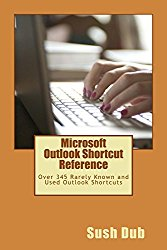 Microsoft Outlook Shortcut Reference: Over 345 Rarely Known and Used Outlook Shortcuts