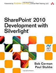 SharePoint 2010 Development with Silverlight (Microsoft Windows Development Series)