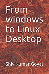 From windows to  Linux Desktop