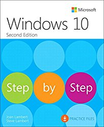 Windows 10 Step by Step (2nd Edition)