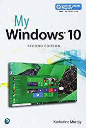 My Windows 10 (includes video and Content Update Program) (2nd Edition)